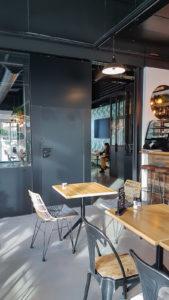 salle de restaurant privatisée à Arles