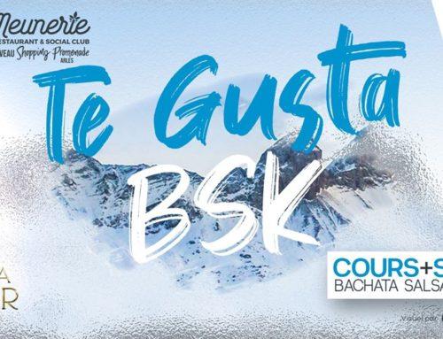 Soirée mensuelle de l'Assocation Te Gusta BSK !