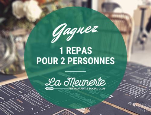 Concours La Meunerie Restaurant